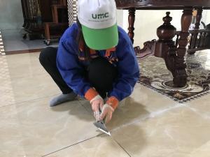Thay ron sàn gạch – Ron chống bẩn, chống thấm