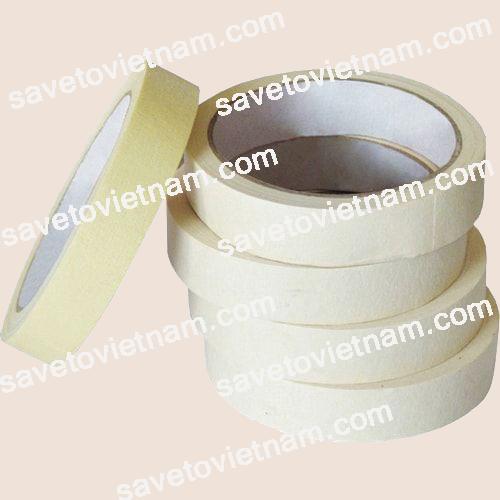 Băng keo dán mép ron (khổ 2cm): dùng cho các vị trí góc cạnh, đường cong, đường ron lớn…