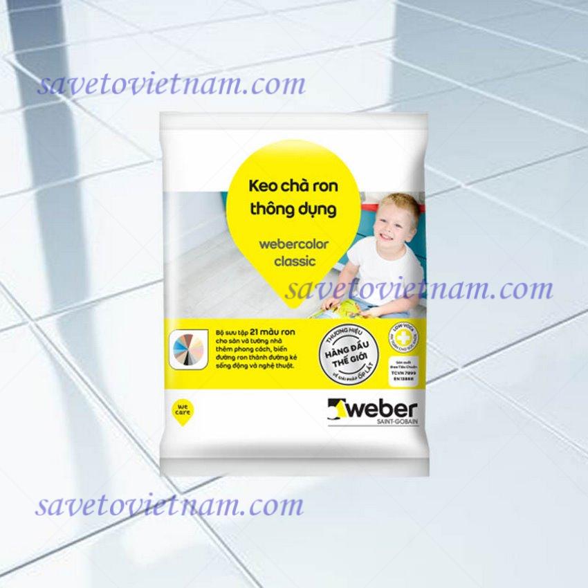 Bột chà ron thường gốc xi măng – Hàng thông dụng