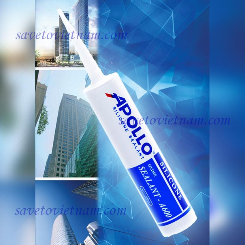 Silicone Apollo A500 (Màu sữa, đen, xám):