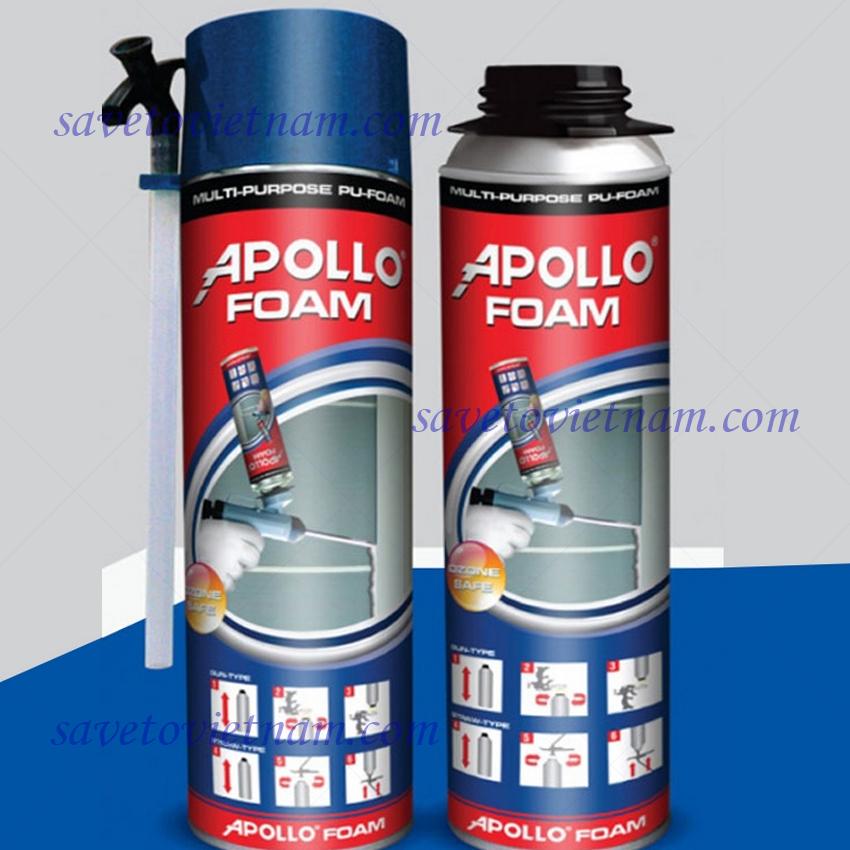 Apollo Super Foam (dùng vòi)